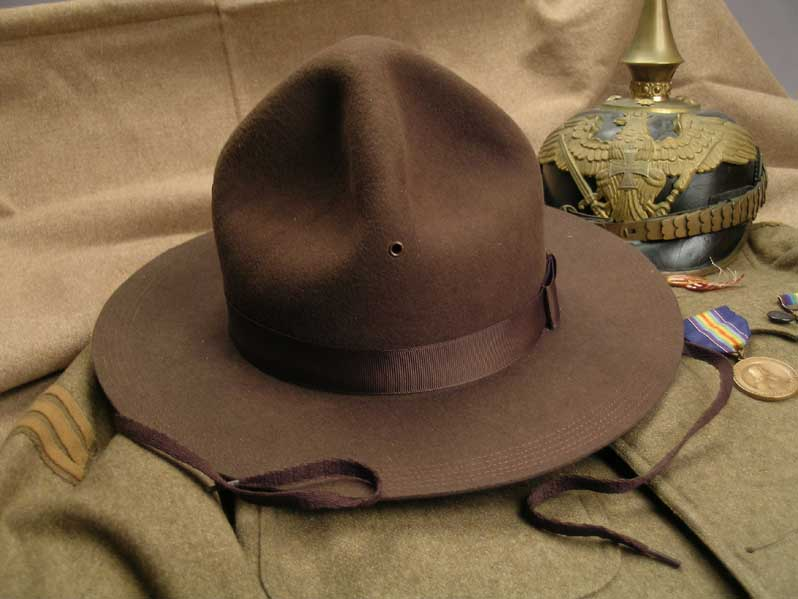 1911 Campaigh Hat - overall view