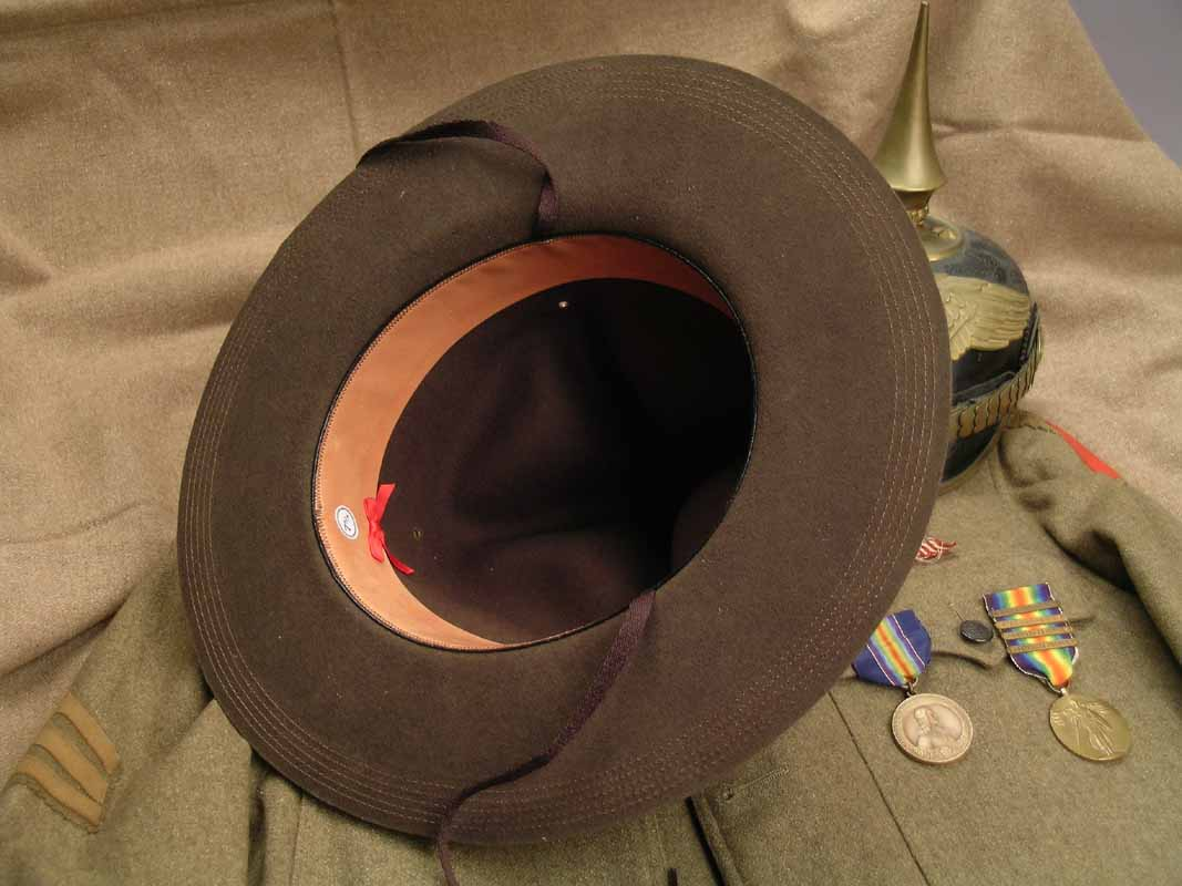 1911 Campaign Hat - Eureka Arsenal reproduction